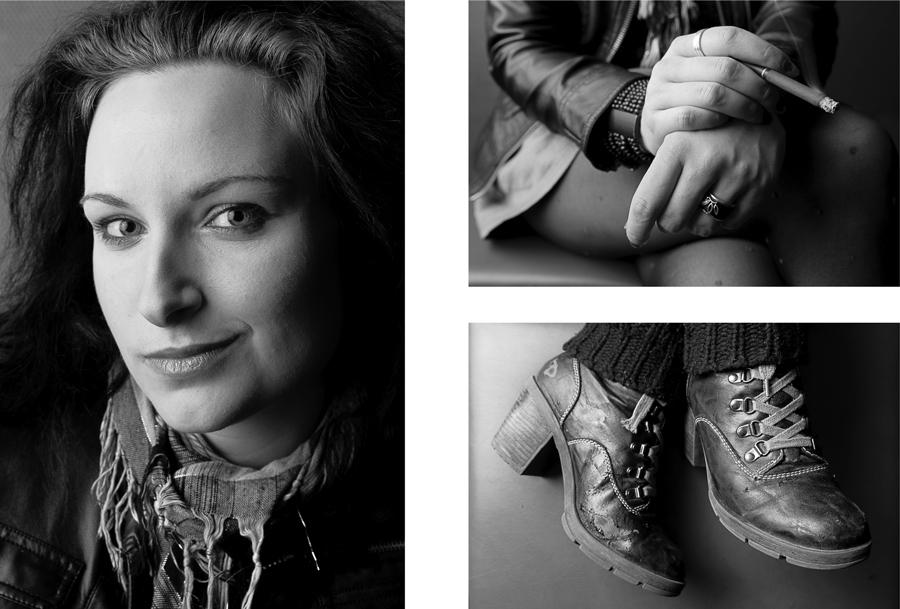 Evangeline, Fotografin, Hannover