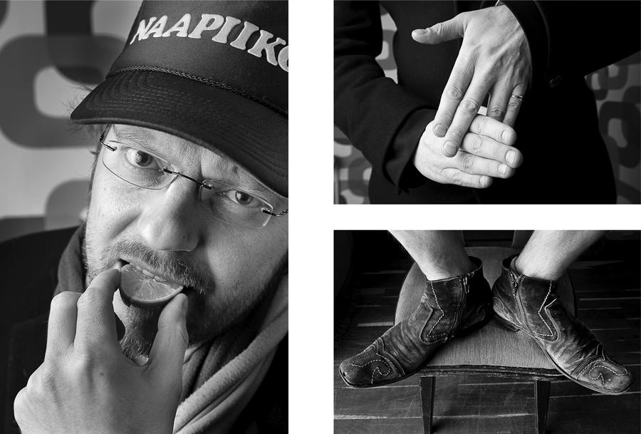 Ramon, Musikproduzent, Hamburg